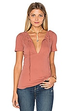 Blast From the Past Top en Rose