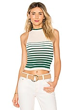 Free People High Five Seamless Tank Top in Ivory