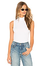 Free People Save Tonight Bodysuit in Ivory