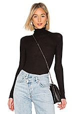 Free People All You Want Bodysuit in Black