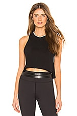 Free People X FP Movement Relay Solid Tank in Black