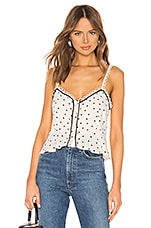Free People True To The Heart Tank in Ivory
