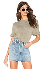 Free People Cassidy Tee in Army