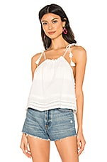 Free People Trust Me Bodysuit in White