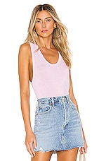 Free People Take The Plunge Tank in Lilac