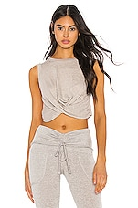 Free People X FP Movement Undertow Tank in Grey