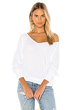 Free People Santa Clara Thermal in White
