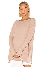 Free People North Shore Thermal in Sand