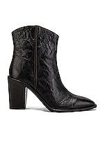 Free People Barclay Ankle Boot in Black