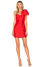 FAME AND PARTNERS X REVOLVE Rita Dress in Red