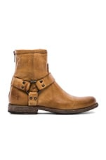 Phillip Harness Boot en Camel