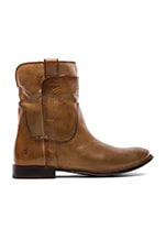Paige Short Riding Boot en Camel