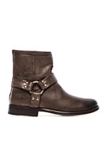 Phillip Harness Boot in Grey