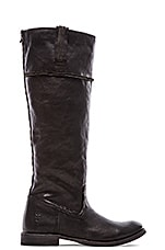 Shirley Artisan Tall Boot in Black