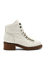 Frye Alta Hiker Boot in White