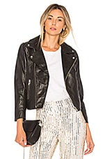 Biker Jacket in Black