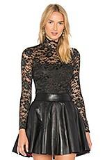 659b60a5 Ganni Passion Skirt in Black | REVOLVE