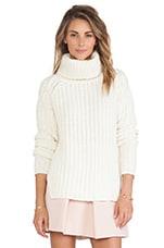 Rachel Sweater in Ecru