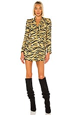 GIUSEPPE DI MORABITO Blazer Dress in Tiger