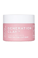 Generation Clay Urban Defense Purifying Pink Clay Mask