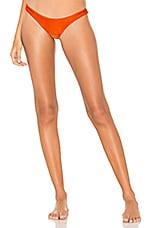 GIGI C Lauren Bottom in Orange