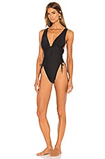 GIGI C Audrey One Piece in Black
