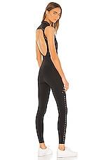 GIGI C sport Sarah Catsuit in Black