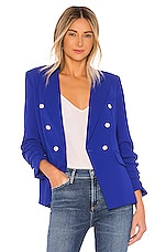 Generation Love Fiona Blazer in Electric Blue