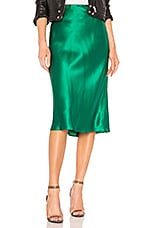 Generation Love Astrid Skirt in Emerald