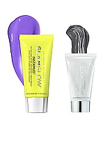 GLAMGLOW Clear Skin Superheroes SUPERMUD and INSTAMUD Set