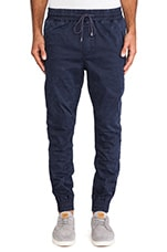 Goodstock Jogger Pant in Acid Blue