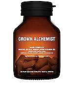 Grown Alchemist Hair Complex: Biotin, Silica, Riboflavin-Vitamin B2