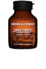 Grown Alchemist Probiotic Nutrient Support: 9-Strain Flora Probiotic