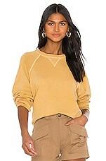 The Great Slouch Sweatshirt in Heather Buttercup