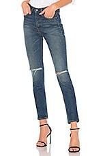 GRLFRND Karolina High-Rise Skinny Jean in Jovi