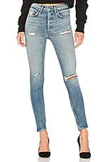 GRLFRND Karolina High-Rise Skinny Jean in Austin