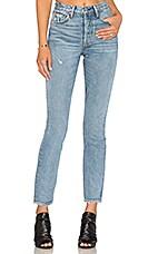 GRLFRND Karolina High-Rise Skinny Jean in Last Dance