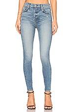 GRLFRND Kendall Super Stretch High-Rise Skinny Jean in Heart of Glass