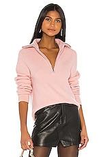 GRLFRND Babygirl Pullover Sweater in Pink