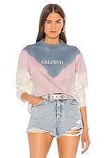 GRLFRND Grlfrnd Pullover in Tie Dye
