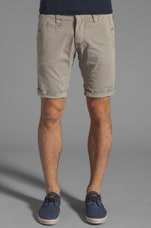 Recruit Chino Short en Brique