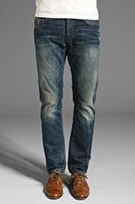 3301 Slim in Arizona Denim Rugby Wash