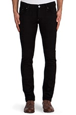 Defend Super Slim in Comfort Grent Denim Raw