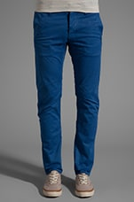 New Bronson Slim Chino in True Blue