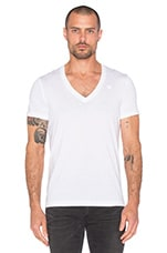 G-Star 2 Pack V-Neck Tees in White