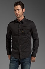 Craft Long Sleeve Shirt in Black