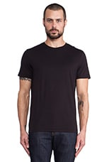 2 Pack Crew Neck Tees en Noir