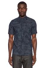 A Crotch Yoshem Work Shirt in Medium Aged