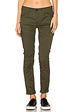 Rovic Skinny Pant in Forest Night