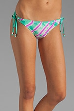 Bianca Swimsuit Bottom in Baja Petal